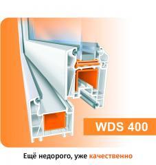 Окно WDS 400