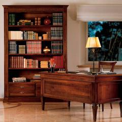 Мебель для домашних  кабинетов и библиотек