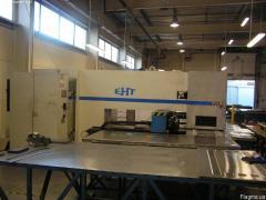Пробивной пресс DELTA 1250 RS TK (LVD Company,