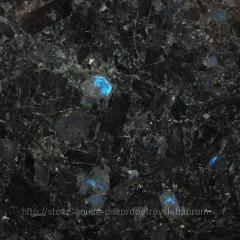 Гранит Лабрадорит   Неверовское м-е BLACK ICE  041