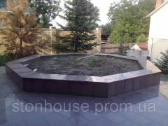 Tokovsky Garpazi fornir granit granit 304