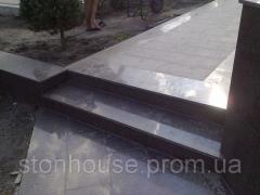 Tokovsky granite steps with Garpazi 308