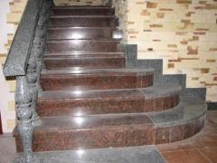 Tokovskiy Granit Stufen und Holme 309 Garpazi