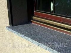 Плиты гранитные , ступени, подоконники, столешницы 2200