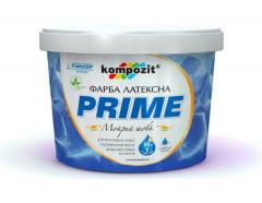 Paint interior PRIME® silky and opaque latex