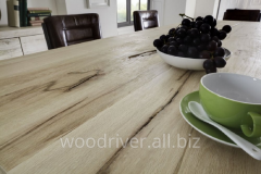 Kitchen tables oak interior in the style of Loft