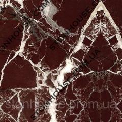 Мрамор 600x600x20 мраморный пол Rosso  Levanto  03