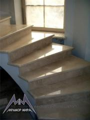Marmor, Marmortreppen, Geländer und Brüstungen 0101