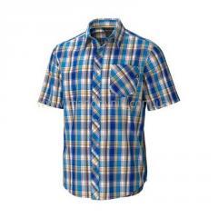 Рубашка Marmot 62880 Homeatead ss (2056 azure blue, M)