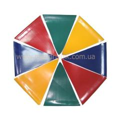 Флажок пвх 15*20 треугольник  (синий)