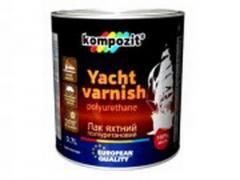 Varnish yacht polyurethane Kompozit®