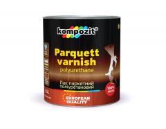 Varnish parquet polyurethane Kompozit®. Varnishes