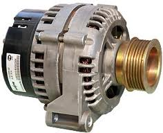 Spare parts to starters and automotive alternators