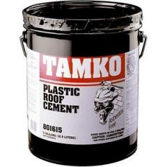 Бітумний клей TAMKO Plastic Roof Cement (18,7л/25кг)