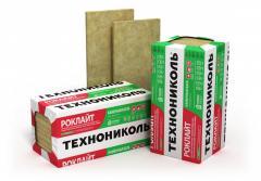 Плити мінераловатні РОКЛАЙТ ЛАЙТ 1200x600x100