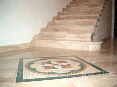 Мрамор , мраморные плиты полированные Турция 401