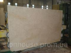 Marble plates, strips, slabs