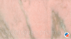 Marble Rosso Portugalo pink 20 mm 01