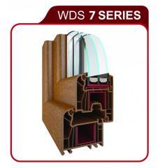 Окно WDS 7 Series