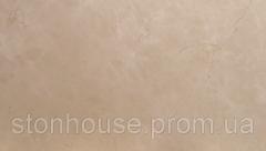 Мармур Crema Marfil Classico 30x60x1.5 мрамор в плитке бежевый