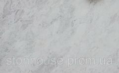 Мармур Kyknos белый с серым 30 мм
