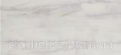 Мрамор Mugla White бело-серый 600x300x20