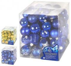 New year Toy ball set of by the 5-6th 36sht/box 8528