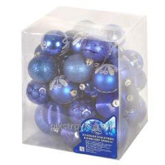 New year Toy ball set of 6 of cm 36sht/box 8527