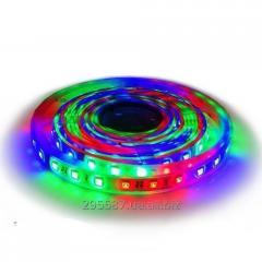Светодиодная лента B-LED 5050-60 RGB IP65, герметичная, 1