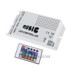 Контроллер RGB OEM 9A-IR-24 music