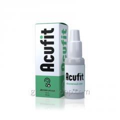 Acufit (Akufo) - eardrops