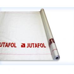 Покрівельна плівка JUTA Паробар'єр Н170 AL
