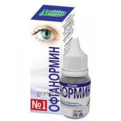 Oftanormin - eye drops