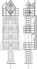 Створные знаки (колонна)