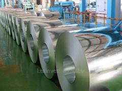 Steel galvanized