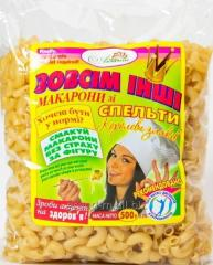 Pasta our Accent from a spelled of 500 g