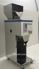 Весовой дозатор для фасовки сыпучих 15-999 гр