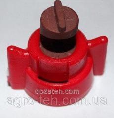 Дефлекторный распылитель для внесения КАС, ...
