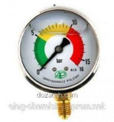 Dispozitive pentru măsurarea presiunii
