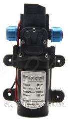 Мембранный насос 80 Вт,  5.5 л/мин