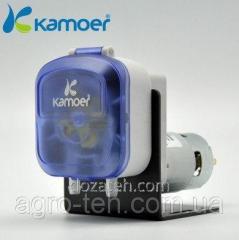 Перистальтический насос-дозатор Kamoer 5-900 мл/мин