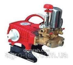 The plunger pump for garden sprayers of 45 l/min