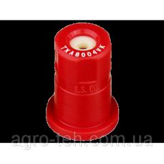The TeeJet TXA spray for a sprayer