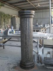 Колонны из гранита натурального камня  Stone...