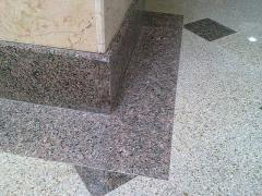 Skirting granite,  granite railing 20 mm 22