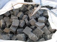 Stein, Granit schwarz