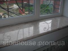 Подоконники из мрамора Crema Nouva  211