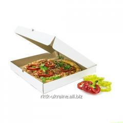Коробки для пиццы 25, 30, 32, 33, 35, 41, 46, 50 см