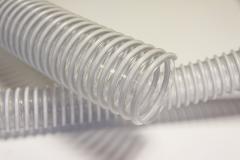 Напорно-всасывающий шланг из пищевого ПВХ 020 PVC