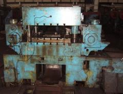 The press automatic machine listoshtampovochny AA